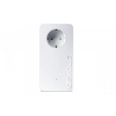 Devolo dLAN 1200 triple+ Powerline adapter - Wit