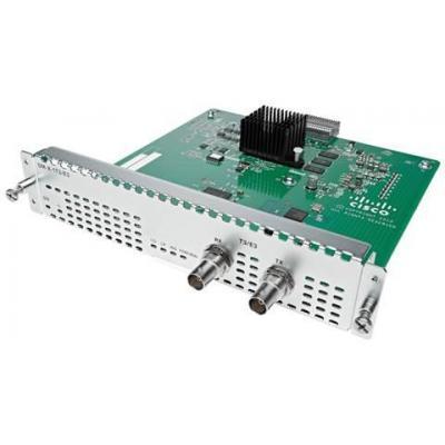 Cisco : (SM-X-1T3/E3) One Port T3/e3 Service Module