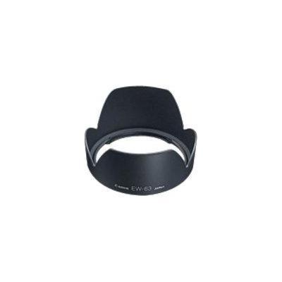 Canon lens adapter: EW-63 II - Lens hood - Zwart