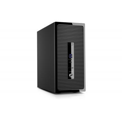 Hp pc: ProDesk 490 G3 MT - Intel Core i7 - 1000GB HDD - Zwart