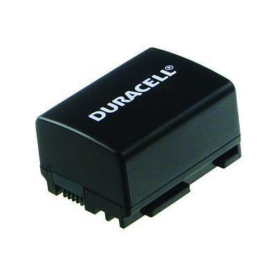 2-power batterij: Camcorder Battery, 7.4 V, 900 mAh, 6.7 WH - Zwart