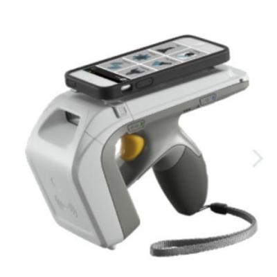 Zebra barcode scanner: RFD8500 - Grijs