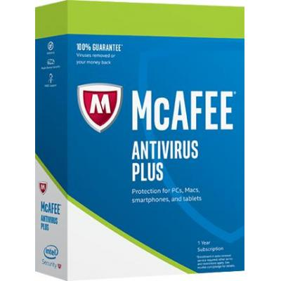 McAfee MAV17F010RKA software licentie