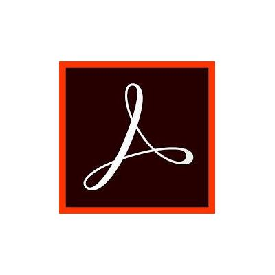 Adobe desktop publishing: Acrobat Pro 2017