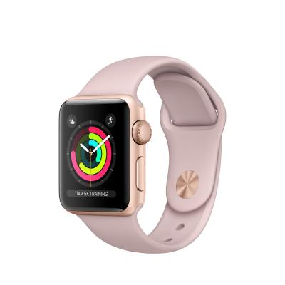 Apple smartwatch: Watch Series 3 Gold Aluminium 38mm