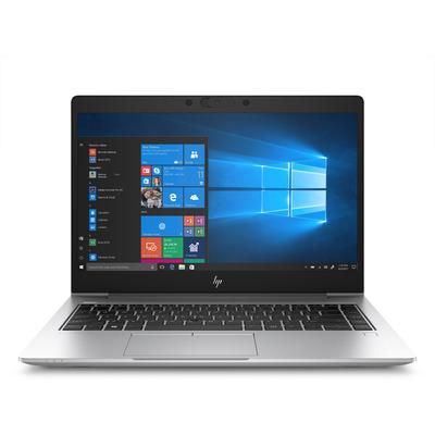 """HP EliteBook 745 G6 14"""" Ryzen 5 Pro 8GB RAM 256GB SSD Laptop - Zilver"""