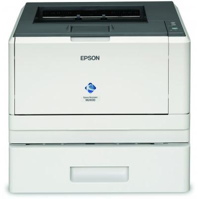 Epson AcuLaser M2400DTN Laserprinter - Grijs