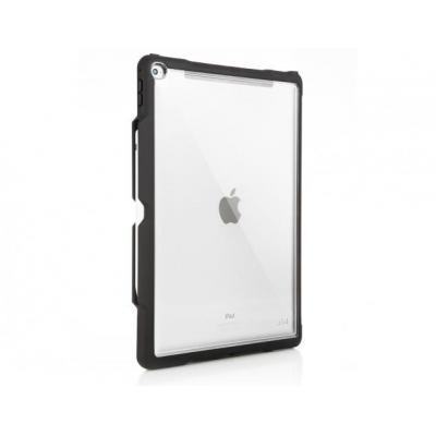 STM Dux Shell Tablet case - Zwart, Transparant