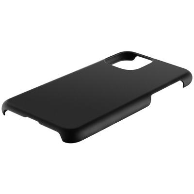 Sandberg Cover iPhone 11 Hard Black Mobile phone case - Zwart