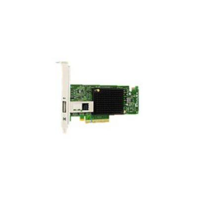 Lenovo netwerkkaart: PCIe, 40 Gb/s, 1-port, QSFP+, f / ThinkServer - Groen, Grijs