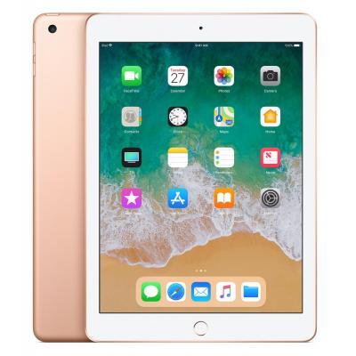 Apple tablet: iPad (2018) WiFi 32GB - Goud