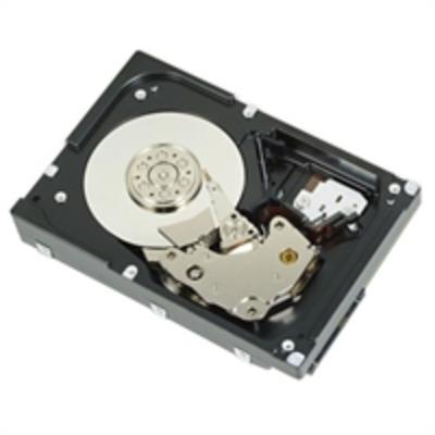 Dell interne harde schijf: 7200 rpm Near Line Serial Attached SCSI-Cabled harde schijf - 6 TB