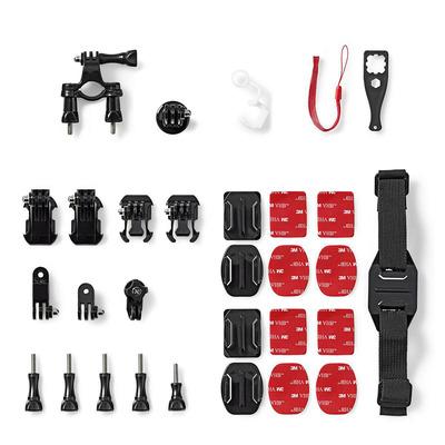 Nedis ACMK00 Accessoires voor actiesportcamera's