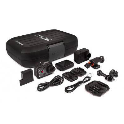 Veho actiesport camera: MUVI K-2 PRO - Zwart