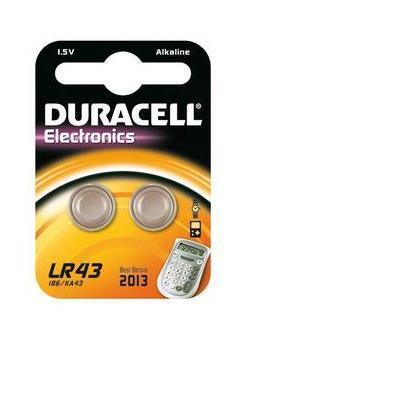 Duracell LR43 batterij