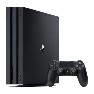 Sony spelcomputer: PS4 Pro 1TB