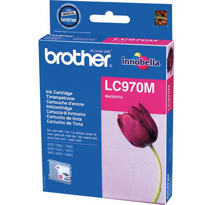Brother LC-970MBP inktcartridge