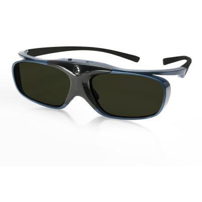 Philips 3D-Brillen: Screeneo 3D-bril - Zwart