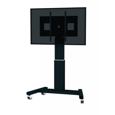 Newstar PLASMA-M2500BLACK flat panel vloer standaard TV standaard - Zwart