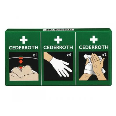 Cederroth medische rampmanagement product: Protectiepakket pak