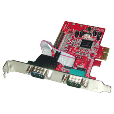 Lindy 51188 interfacekaarten/-adapters