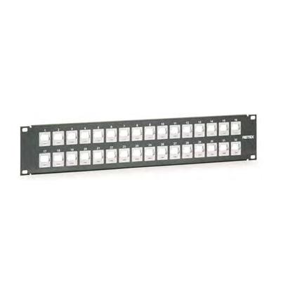 Retex 32155032 Patch panel - Grijs