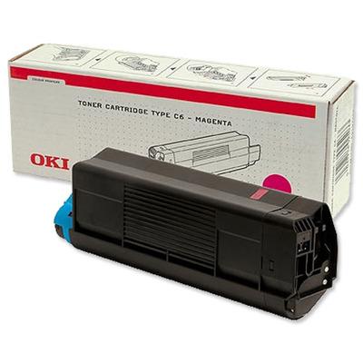OKI cartridge: Magenta Toner Cartridge 1500sh f C3200