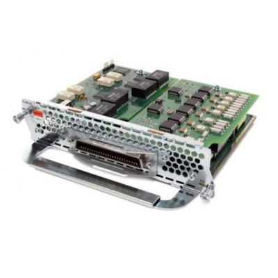 Cisco voice network module: IP Communications Voice/Fax Network Module
