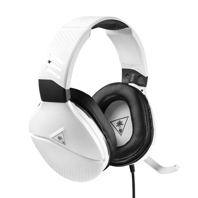 Turtle Beach Turtle Beach, Recon 200 Headset (White) (PS4 / Xbox One / Switch / PC  / Mobile)