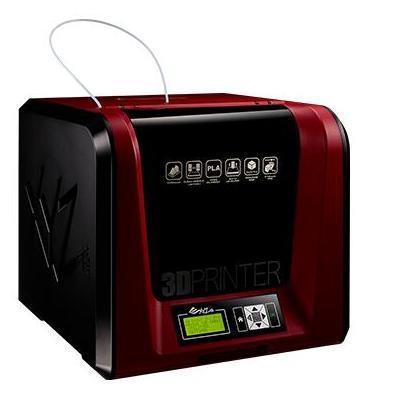 XYZprinting da Vinci Jr. 1.0 Pro 3D-printer - Zwart, Rood