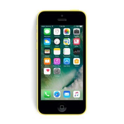 2nd by renewd smartphone: Apple iPhone 5C refurbished door 2ND - 16GB Geel (Refurbished ZG)