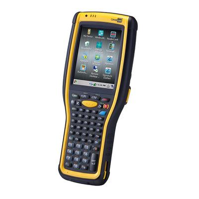 CipherLab 9700, WiFi, WEH, 53key, EU PDA - Zwart, Geel
