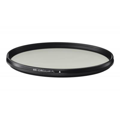 Sigma camera filter: AFK9C0 - 105mm WR CPL Filter