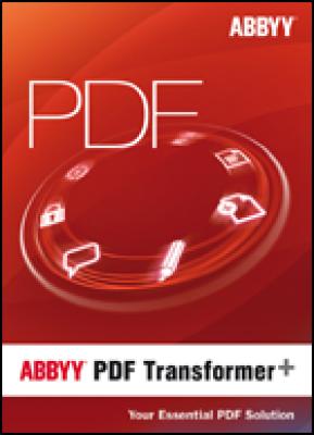 Abbyy tekstverwerker: PDF Transformer+ (download versie)