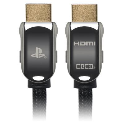Hori AV kabels: Hori, Premium HDMI Cable 4K  (PS4 / PS3 / PC)