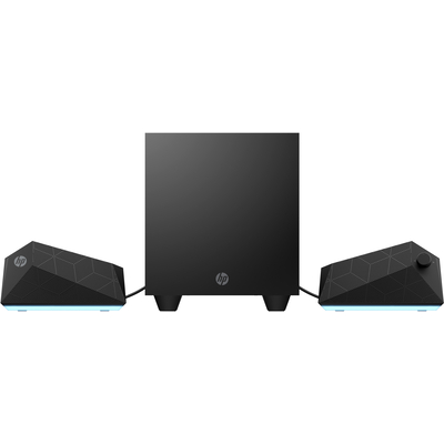 HP X1000 Luidspreker set - Zwart