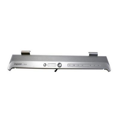 Dell notebook reserve-onderdeel: Power Button/Hinge Panel - Zilver