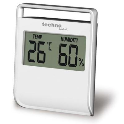 Technoline weerstation: WS 9440 - Thermometer-Hygrometer - Wit