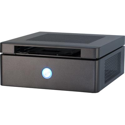 Inter-Tech ITX-603 Behuizing - Zwart