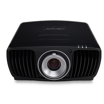 Acer beamer: Home V9800 - Zwart