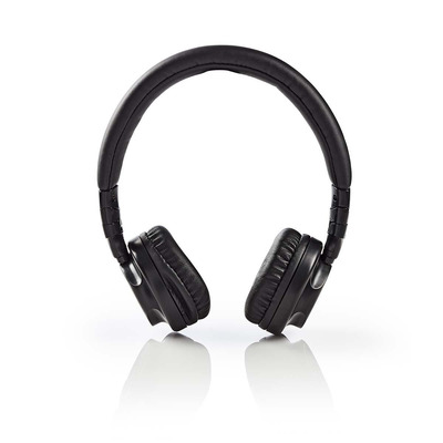 Nedis HPWD2100BK Headset - Zwart
