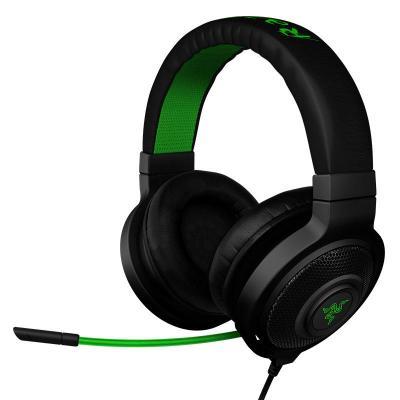 Razer headset: Kraken Pro - Zwart