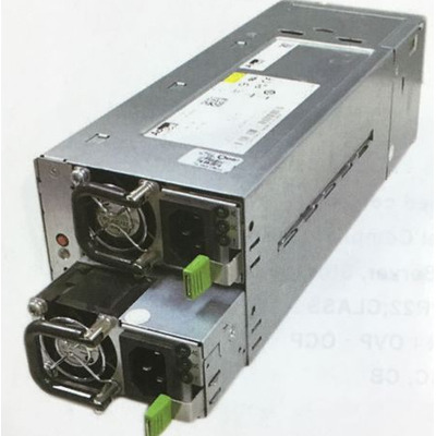 Chenbro Micom 650W, P24:740, P8:640, P4+4:650MM, C0, ACBEL Power supply unit - Grijs