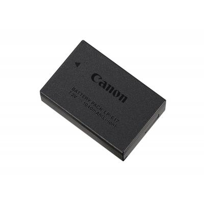 Canon batterij: LP-E17 - Zwart