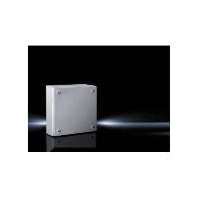 Rittal Klemmenkasten KL zonder flens, NEMA 4, IK08, RAL 7035 Elektrische behuizing - Grijs