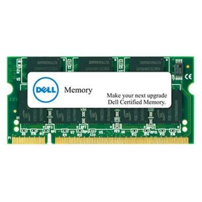 DELL 2GB DDR3L SDRAM SO-DIMM 204-pin 1600MHz RAM-geheugen - Zwart, Groen