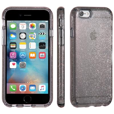 Speck apparatuurtas: iPhone 6 / 6s CandyShell (Clear / Clear Gold Glitter)