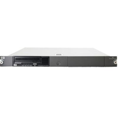 Hewlett Packard Enterprise HP StoreEver LTO-3 Ultrium 920 SCSI in 1U Rack-mount Kit Tape .....