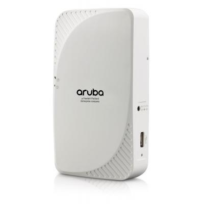 Hewlett Packard Enterprise Aruba IAP-205H (RW) Instnt 2x2:2 11ac Access point - Wit