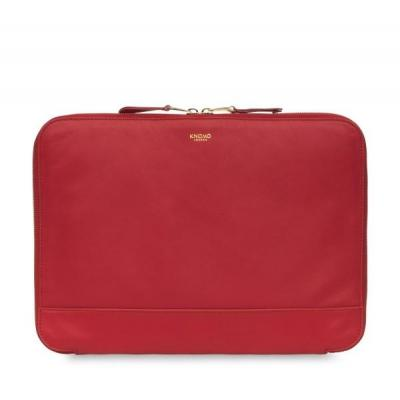 Knomo vrouwen-handtas: Mason - Rood